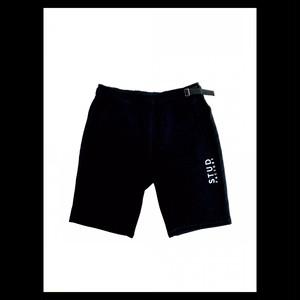 残りわずか!SF half pants(BLACK)