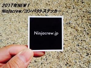 Ninjacrew/コンパクトステッカー