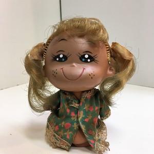 サンリオ 女の子のソフビ人形(0315203S60)