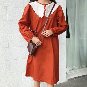 【dress】顔立ちの印象魅力アップワンピース 24154151