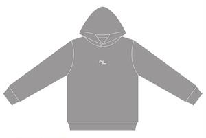 SAPPORO 1st Anniversary 刺繍Hoodie  [GRAY]