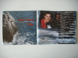 【CD】SANDER TOURNIER / TRIO