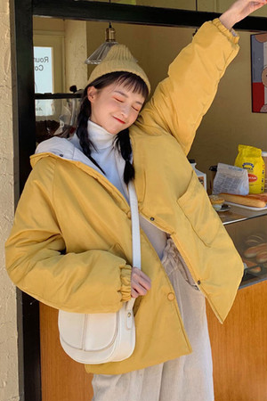 リバーシブルレモンジャケット