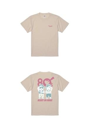 80's Tシャツナチュラル