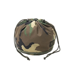MIS-1023 PERSONAL EFFECTS BAG - WOODLAND CAMO