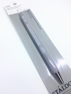 Nitoms STALOGY 014 Lead Diameter 0.5mm Mechanical Pencil Gray