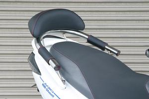 YAMAHA シグナスX 2型3型(SE44J) バックレスト付きタンデムバー