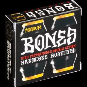 【BONES】HARDCORE BUSH MEDIUM - BLACK