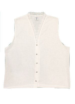 Euro Vintage White shirt 半袖 BL16