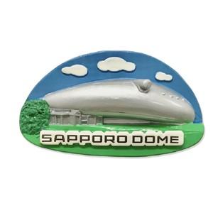 札幌ドーム立体マグネット