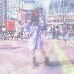 深川史那 アルバムCD「MY STORY」