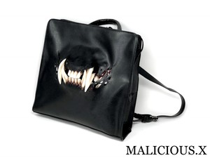 cat fang backpack(square)