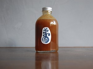 レモネードジンジャー 手作りジンジャーシロップ Ginger syrup 100%Pure
