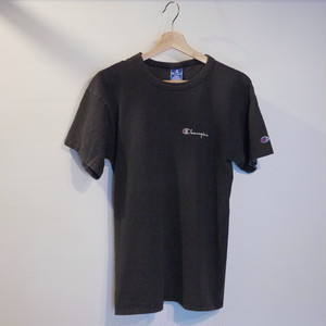 "Champion 1990's T-Shirts SizeL ""Black"""