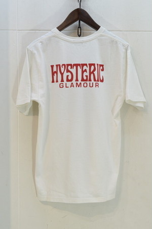 HYSTERIC GLAMOUR BEAR Tシャツ