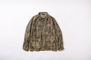 ACS BRANCH CAMO ARMY JACKET