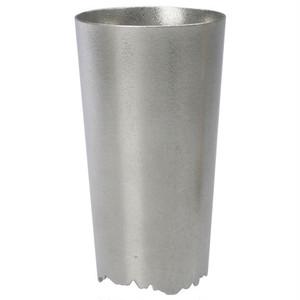 SHIKICOLORS Silver Tumbler L
