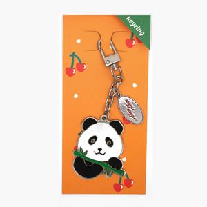 Key ring - Panda