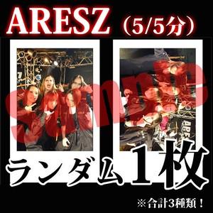 【チェキ・ランダム1枚】ARESZ(5/5分)