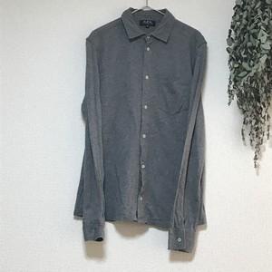 【APC】 コットンシャツ TS-16