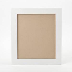 小色紙サイズの額縁 ホワイト10枚セット