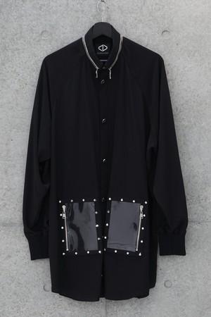 Frame Rib Shirts [Black]