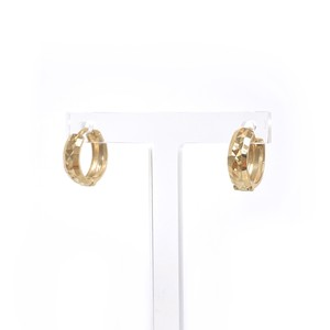 【14K-2-7】14K real gold earring