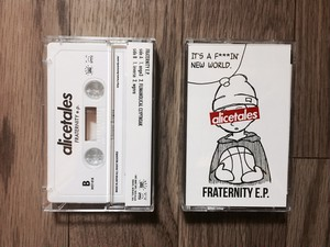 alicetales / FRATERNITY e.p.[TAPE+MP3]