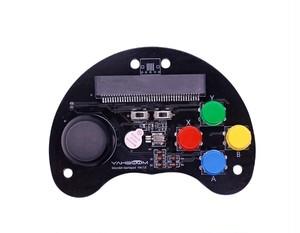 micro:bit用ゲームコントローラBasic