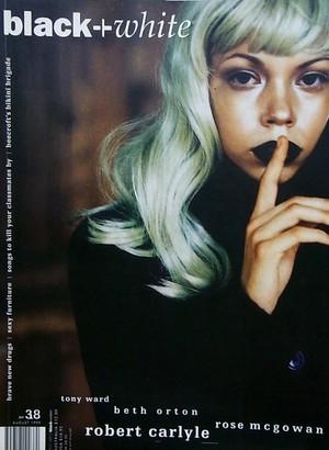 (not only) Black+White magazine 1999年8月号 No.38