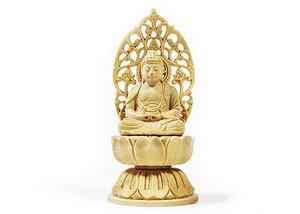 仏像 小さな仏様 阿弥陀