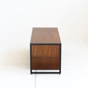[ anthem ] TV Board〈BR〉/ 北欧スタイル 伸縮テレビボード