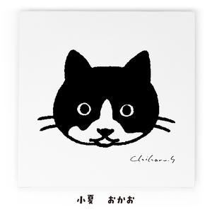 【直筆サイン入り】小夏 キャンバス・アート No.0001
