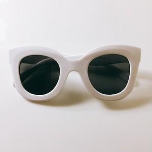 Eyewear♡バタフライ01 ホワイト
