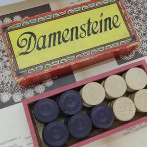 ドイツ ボードゲームの駒