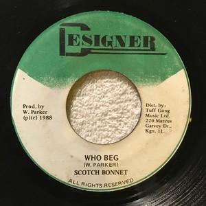7'EP / Scotch Bonnet / Who Beg