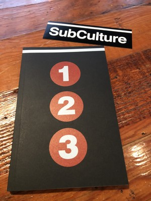 SubCulture ①②③