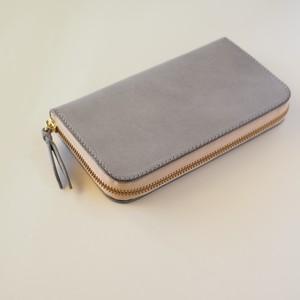 あまる財布 / グレー