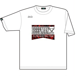 2020 BEEFMAN × ARCH DRY-Tシャツ (ホワイト)