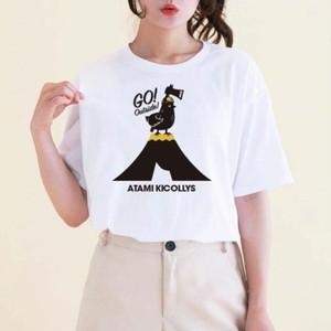 2018モデルTシャツ-レディース