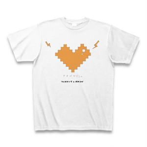 【ガチコイコラボT】「アオバイゾン。」FES☆TIVE 青葉ひなり直筆イラストTシャツ(白)