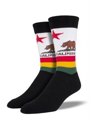California Flag (カリフォルニア) - SockSmith(ソックスミス)