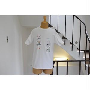 OAXACA1604-0003Oaxaca ハンド刺繍Tシャツ