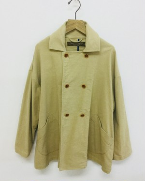 50%OFF!【NATURAL LUNDRY】C.S BIGダブルJK/7164J-012