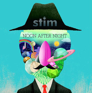 "【再入荷/12""】stim - NOON AFTER NIGHT EP"