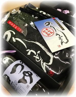 東松島名物のりうどんセット(大) 3箱
