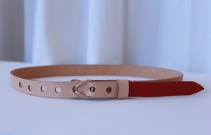 "TULIP EN MENSEN  ""Paint Loop Belt"" [L]"