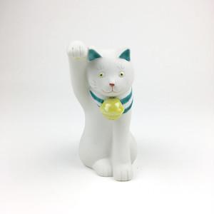 招猫 緑縞・右手
