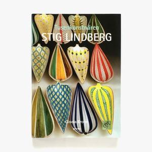専門書「Tusenkonstnären Stig Lindberg(多才なスティーグ・リンドベリィ)」《2003-01》