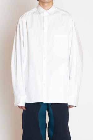 【kolor】《21SS》オーバーサイズシャツ 21SCMB04115